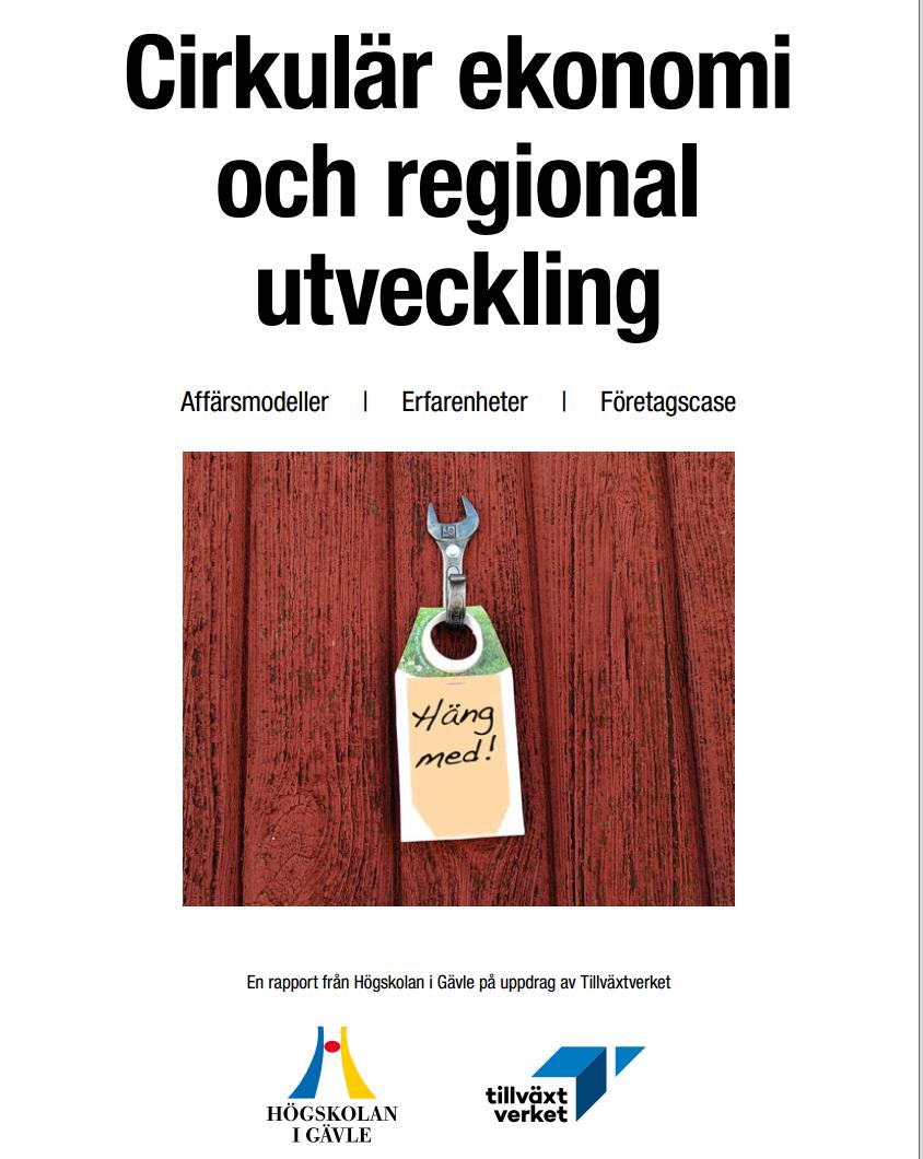 Regional transition circular economy